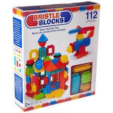 BRISTLE BASIC BUILDER SET 112 PIEZAS BATTAT