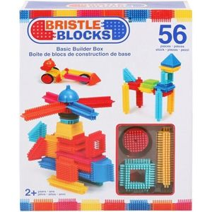 BRISTLE BASIC BUILDER BOX 56 PIEZAS BATTAT