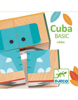 CUBA BASIC DJECO