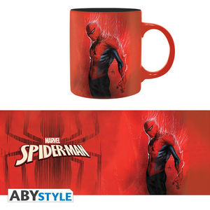 TAZA 320 ML. SPIDER-MAN