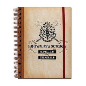 BLOC HOGWARTS SCHOOL HARRY POTTER