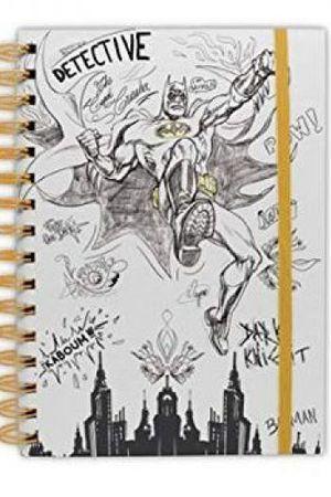 BLOC A5 GRAPHIC BATMAN