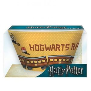 BOL HARRY POTTER 460ML. HOGWARTS RAILWAYS