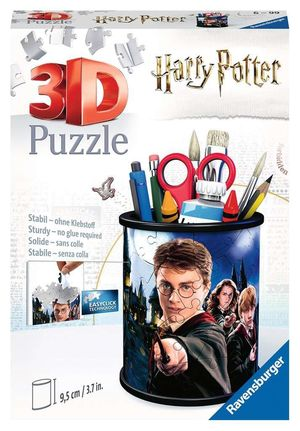 PUZZLE 54 PIEZAS CUBILETE 3D HARRY POTTER RAVENSBURGER