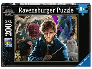 PUZZLE 200 PIEZAS HARRY POTTER RAVENSBURGER