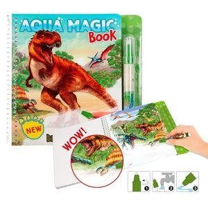 DINO WORLD AQUA MAGIC BOOK TOP MODEL