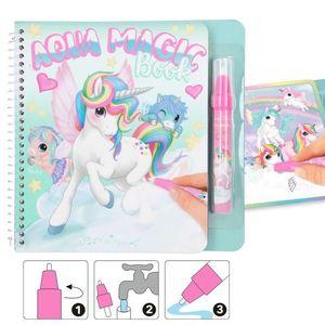 AQUA MAGIC BOOK YLVI & THE MINIMOOMIS TOP MODEL