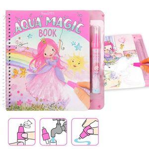 AQUA MAGIC BOOK PRINCESS MIMI TOP MODEL