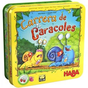 CARRERA DE CARACOLE HABA