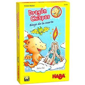 DRAGON CHISPAS BINGO DE LA SUERTE HABA