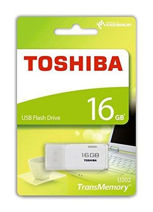 MEMORIA USB 16GB 2.0 TOSHIBA