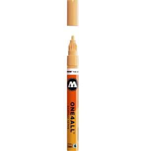 ROTULADOR ACRILICO 009 SAHARA BEIGE PASTEL MOLOTOW ONE4ALL 127HS 2MM