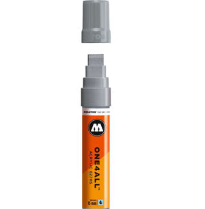 ROTULADOR ACRILICO 203 COOL GREY PASTEL MOLOTOW ONE4ALL 627HS 15MM