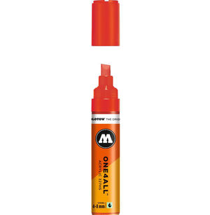 ROTULADOR ACRILICO 013 TRAFFIC RED MOLOTOW ONE4ALL 327HS 4-8MM