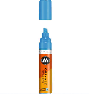 ROTULADOR ACRILICO 161 SHOCK BLUE MIDDLE MOLOTOW ONE4ALL 327HS 4-8MM