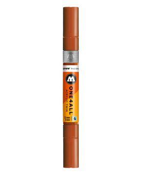 ROTULADOR ACRILICO 010 LOBSTER DOBLE PUNTA MOLOTOW ONE4ALL 1,5 - 4 MM