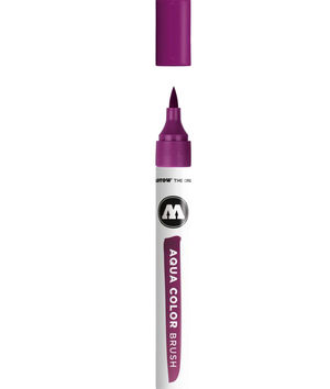 ROTULADOR ACUARELABLES 210 PURPLE AQUA COLOR BRUSH