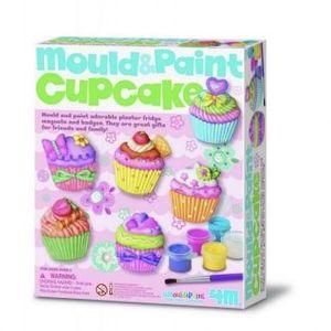 MOLDEA Y PINTA CUP CAKES 4M