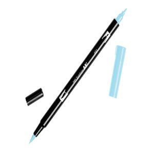 ROTULADOR ABT DUAL BRUSH-PEN GLACIER BLUE 491 TOMBOW