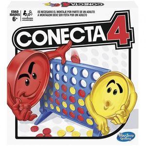 JUEGO DE MESA CONECTA 4 HASBRO