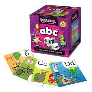 BRAIN BOX JUEGO DE MEMORIA ABC ESPAÑOL BRAINBOX