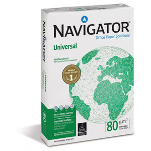 PAPEL 500 H. NAVIGATOR 80GR. UNIVERSAL