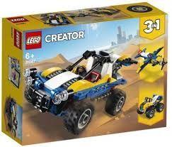 LEGO CREATOR BUGGY DE LAS ARENAS