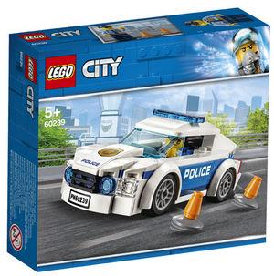 LEGO CITY COCHE PATRULLA DE LA POLICIA