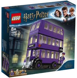 LEGO AUTOBUS NOCTAMBULO HARRY POTTER