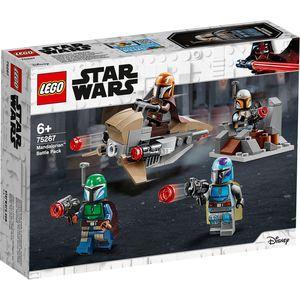 LEGO STAR WARS PACK DE COMBATE MANDALORIANOS