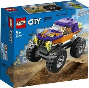 LEGO CITY GREAT VEHICLES MONSTER TRUCK