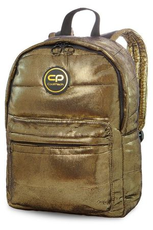 MOCHILA RUBY GOLD GLAMOUR ORO COOL PACK