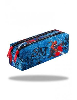 PORTATODO CUADRADO EDGE DISNEY SPIDERMAN DENIM COOLPACK