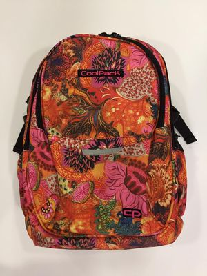 MOCHILA DUO FLOWER EXPLOSION COOLPACK