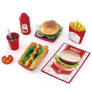 SET DE FAST FOOD HAPE