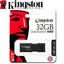 MEMORIA USB 32GB KINSTON