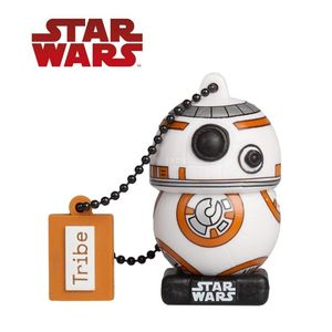 MEMORIA USB 16 GB BB-8 STAR EPISODIO VII WARS EPISODIO VII