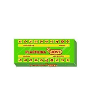 PLASTILINA JOVI 150 GR VERDE CLARO