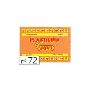 PLASTILINA JOVI 350G NARANJA