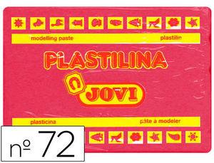 PLASTILINA JOVI 350G FUCSIA