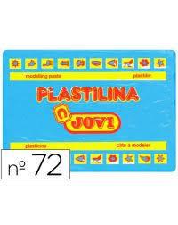 PLASTILINA JOVI 350G AZUL CLARO