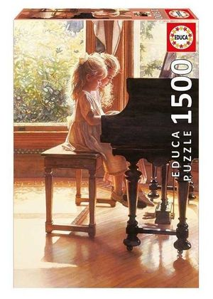 PUZZLE 1000 PIEZAS PIANO EDUCA