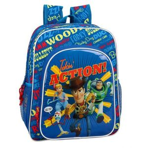MOCHILA ADAPTABLE TOY STORY 4 JUNIOR SAFTA