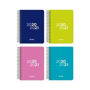 AGENDA ESCOLAR 2020 / 2021 DIA PAGINA ENRI