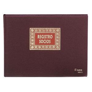 LIBRO REGISTRO SOCIOS