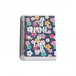 AGENDA ESCOLAR 19/20 NEXUS A6 D/P GIRL