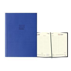 AGENDA 2020 DIA PAGINA ATENAS 21X29.7 AZUL INGRAF