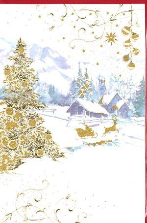 CHRISTMAS CON SOBRE BUSQUETS
