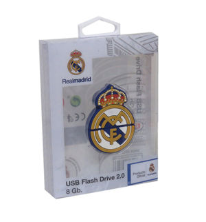 USB ESCUDO REAL MADRID