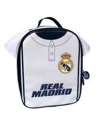MOCHILA TERMICA REAL MADRID